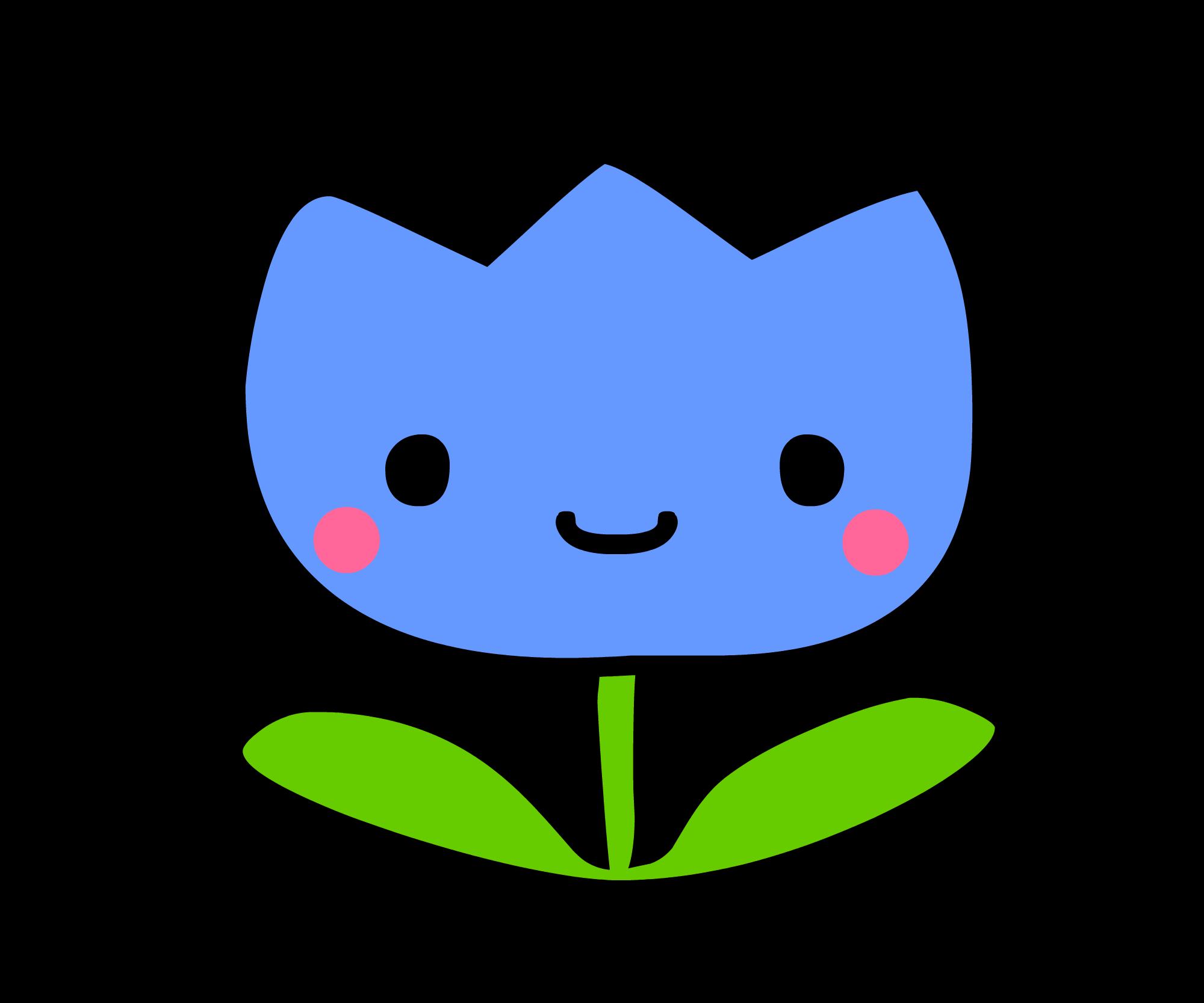 Tulip_blue