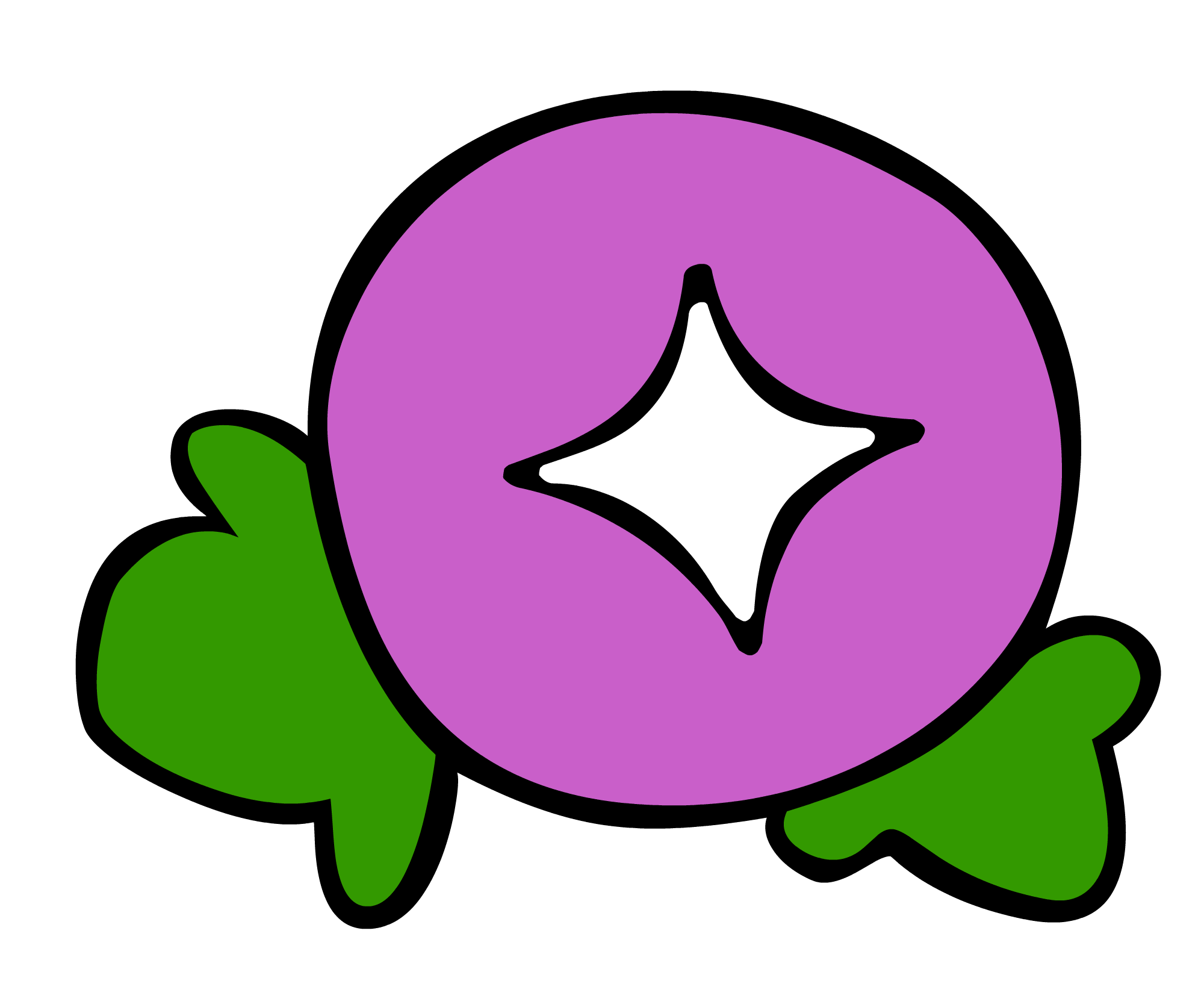 アサガオ紫