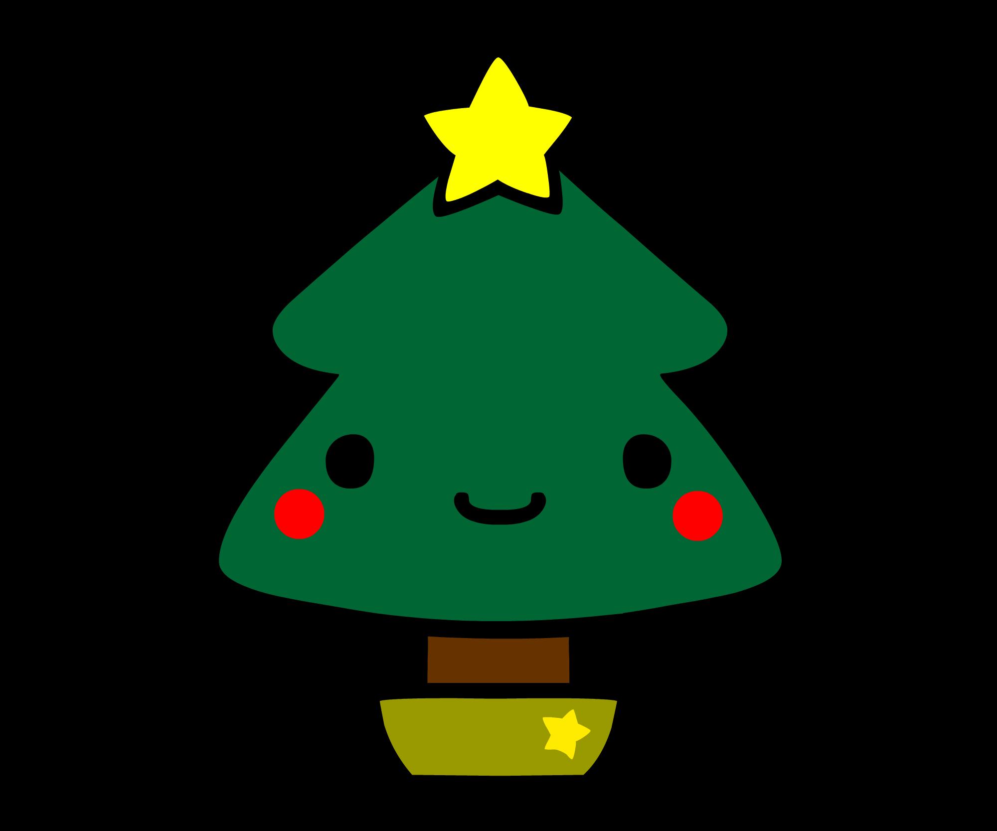 かわいいツリー